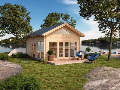 The Edwin Lake House