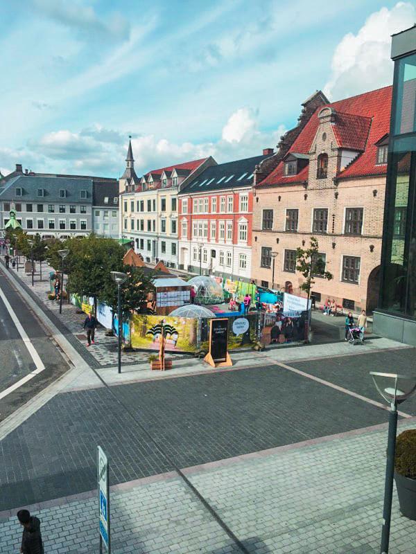 Silkeborg pop-up