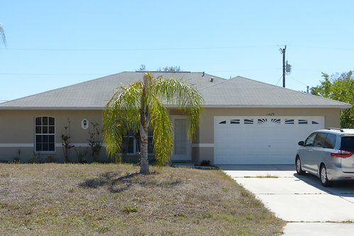Cape Coral - 1409 SW 2nd Pl
