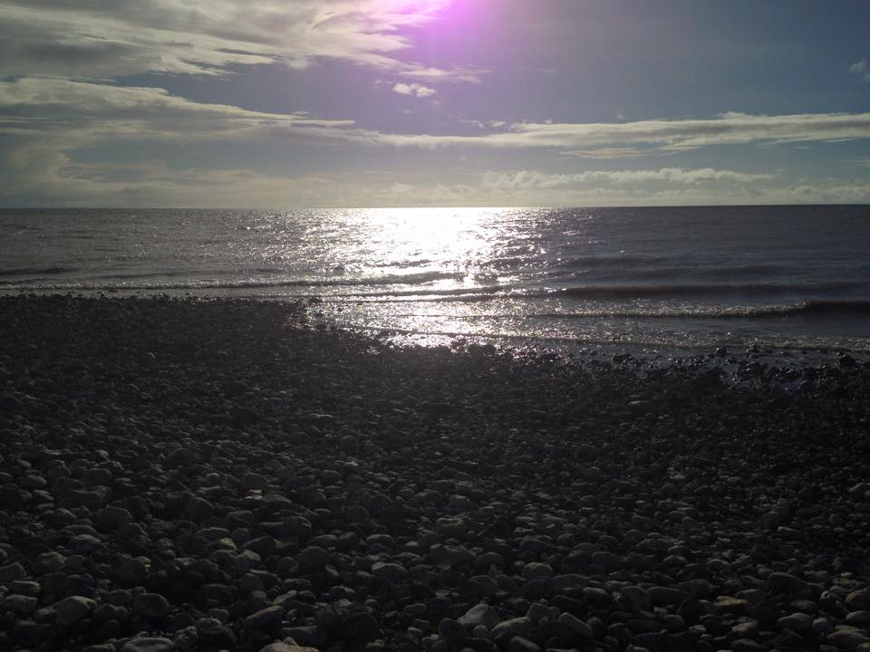 The Sea and its hues