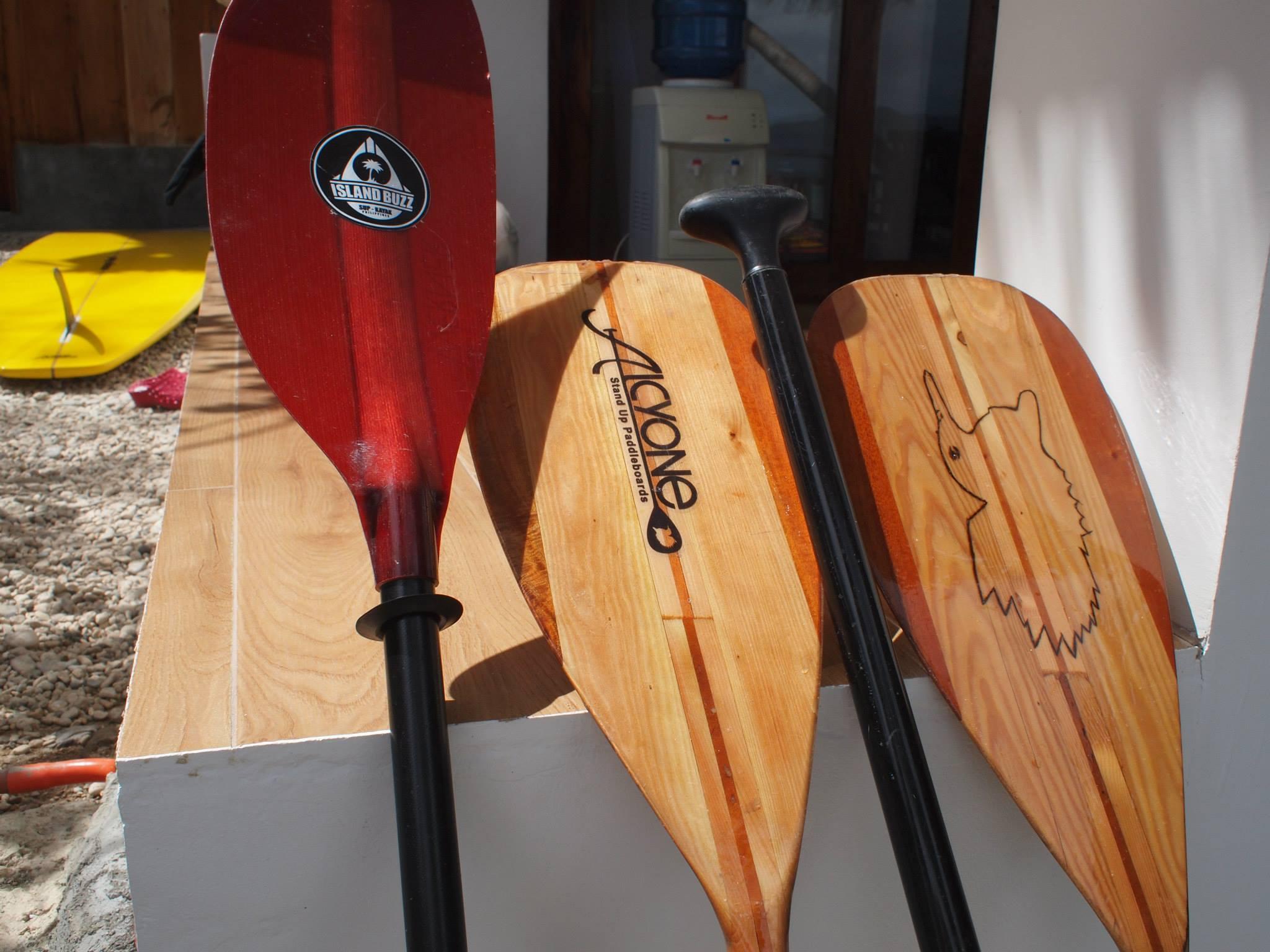 SUP and Kayak