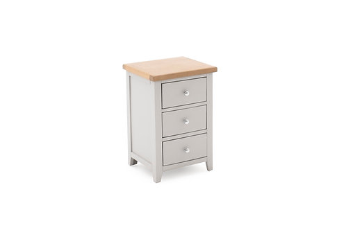 Ferndale Bedside Table - 3 Drawer
