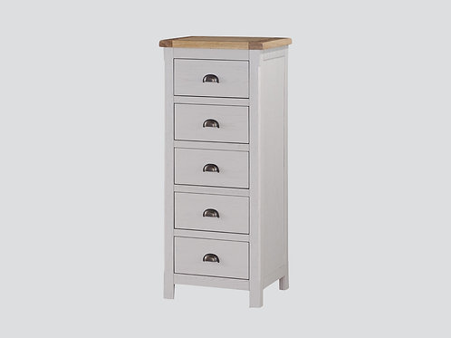 Glenbrook 5 Drawer Tallboy