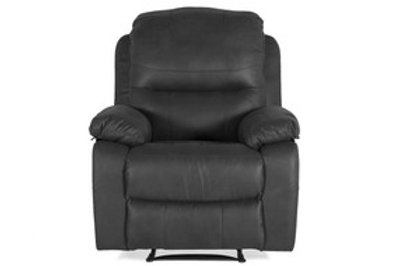 Morley 1 Seater Reclining - Grey