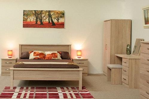 Cedarwood Lungo Bedroom Range