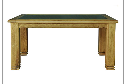 Colorado Oak Granite Top Table