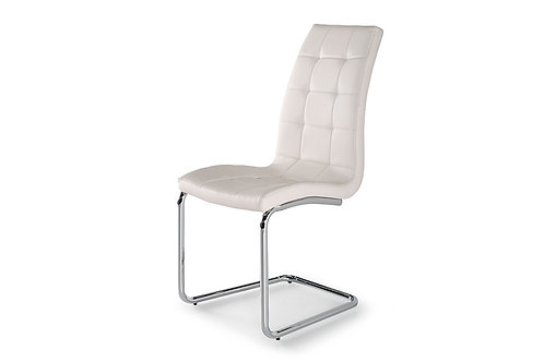 Sienna Dining Chair - White