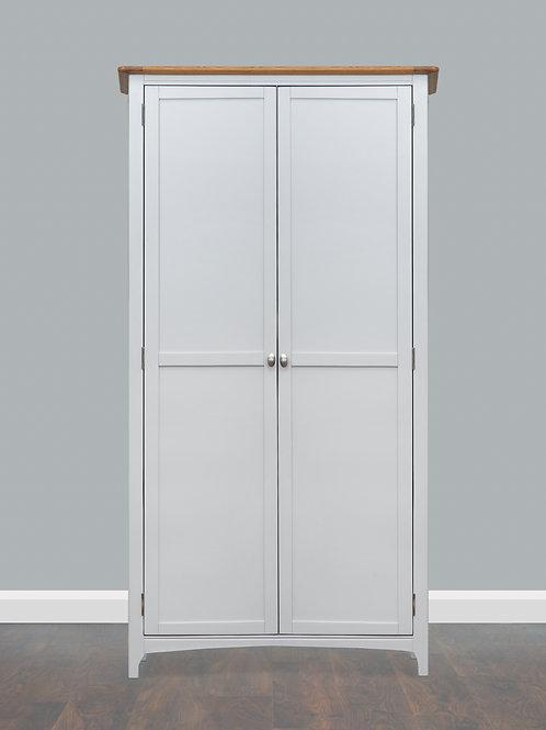 Rennes 2 Door Wardrobe