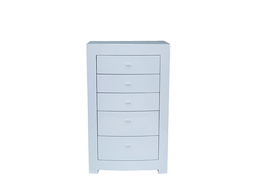 Newport Tall Chest - 5 Drawer