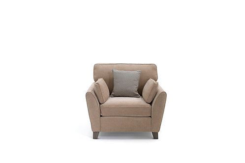 Cantrell 1 Seater ? Almond
