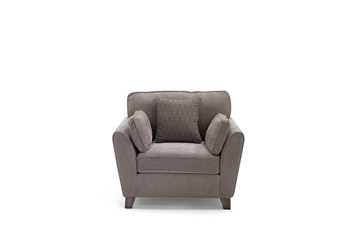 Cantrell 1 Seater ? Silver