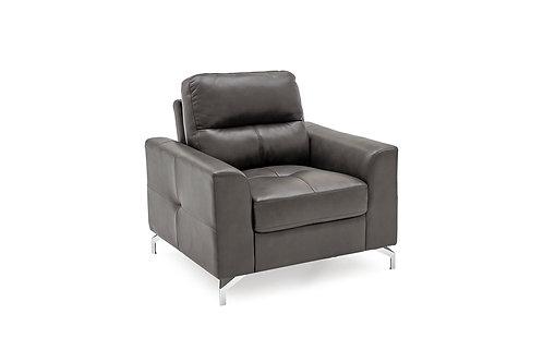 Tanaro 1 Seater - Grey