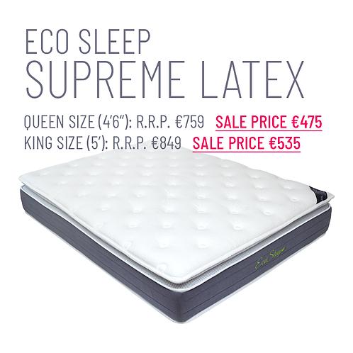 Eco Sleep Supreme Latex