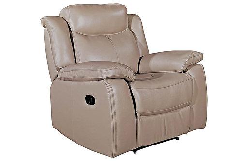 Torretta 1 Seater Recliner - Taupe (Nett Nett)
