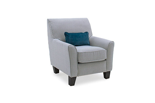 Cantrell Accent Chair- Teal