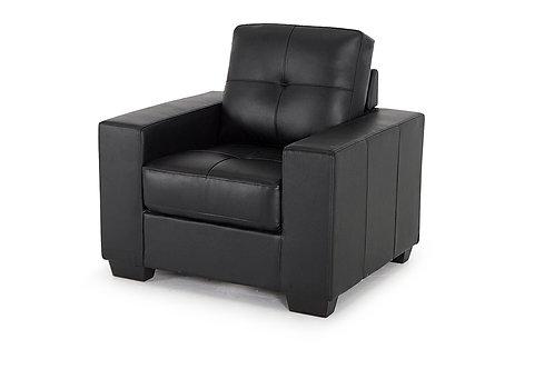 Gemona 1 Seater - Black