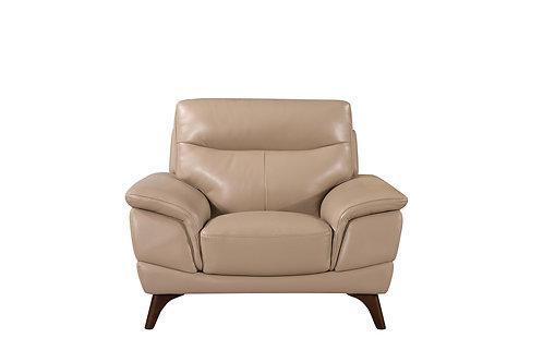 Cosimo 1 Seater Fixed - Taupe