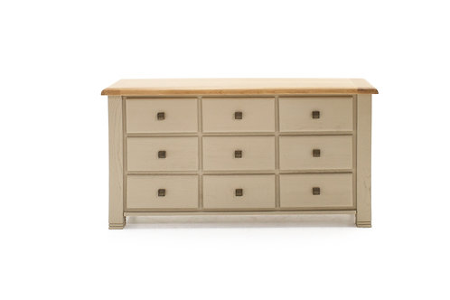 Logan Dressing Chest - 9 Drawer