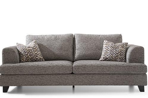 Etta 3 Seater - Grey