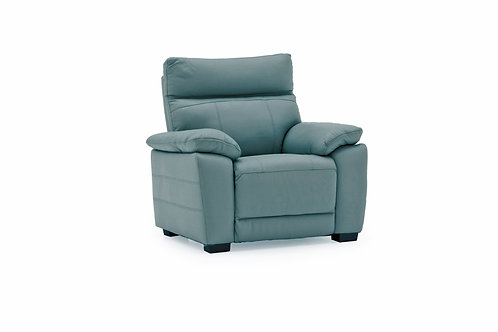 Positano 1 Seater Fixed - Blue