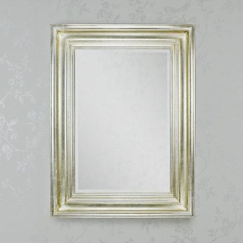 Monaco Champagne Leaf Mirror