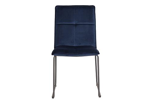 Soren Dining Chair - Blue