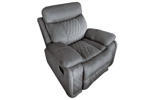 Eason 1 Seater Reclining - Grey