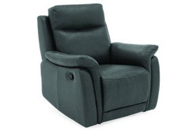 Francesco 1 Seater Reclining - Grey