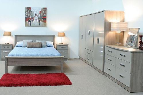 Cedarwood Picallo Bedroom Range