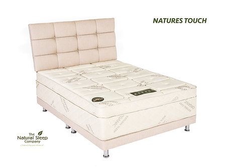 Natures Touch Mattress by Natural Sleep