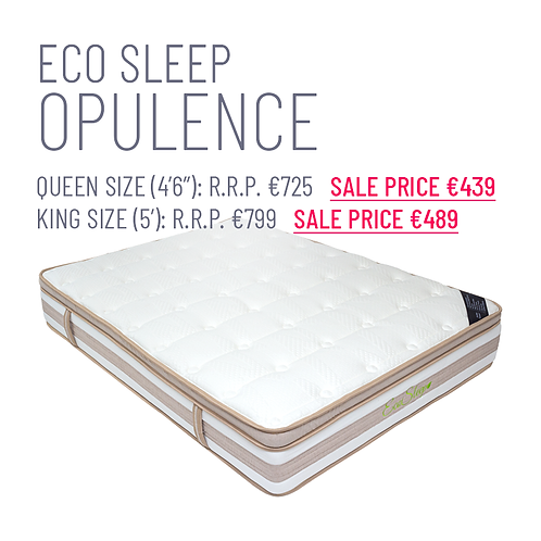 Eco Sleep Opulence