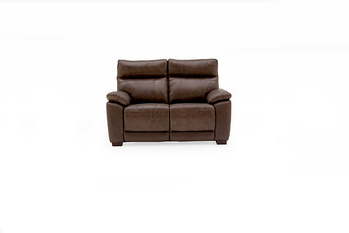 Positano 2 Seater Fixed - Brown