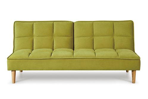 Lokken Sofa Bed - Green