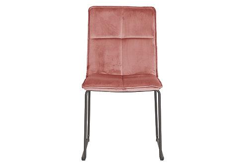 Soren Dining Chair - Blush