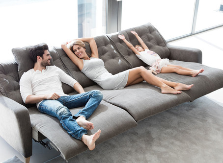 Fama Sofas... by designer Feliz Lopez Gil