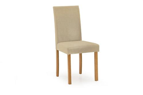 Anna Dining Chair - Cream PU
