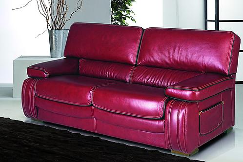 Firenze Italian Leather Sofa
