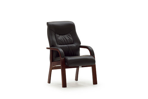 Jacob Fire Side Chair - Brown