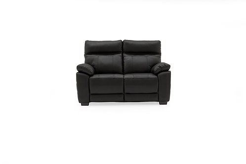 Positano 2 Seater Fixed - Black