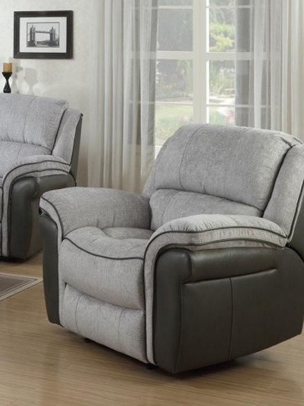 Hampton Fusion Grey & Grey