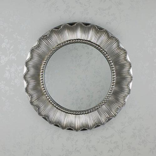 Bloom Mirror Round