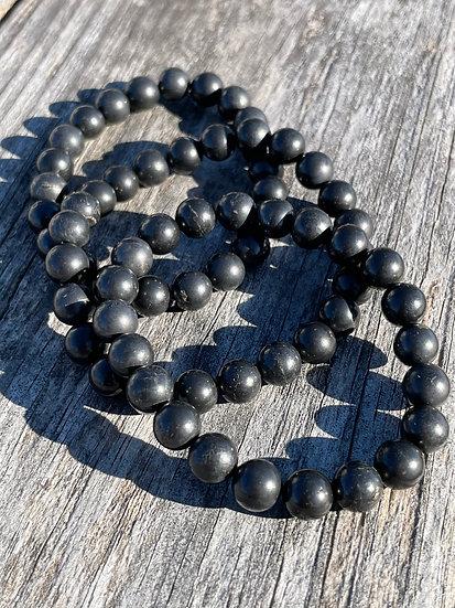 8mm Shungite Bracelets