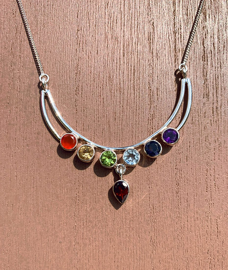 Chakra Necklace #01