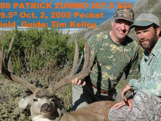 #88 Santa Rosa Island Mule Deer Buck-- Patrick Zummo