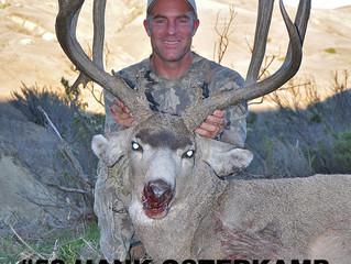 #52 HANK OSTERKAMP Top 100 Santa Rosa Island Mule Deer Bucks