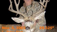 #6 JIM TONKIN Top 100 Santa Rosa Island Mule Deer Bucks