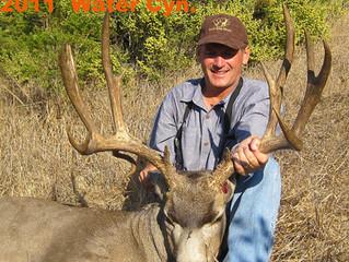 #53 JOHN DONOVAN Top 100 Santa Rosa Island Mule Deer Bucks