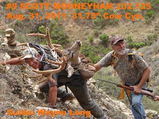 #9 SCOTT MOONEYHAM Top 100 Santa Rosa Island Bucks