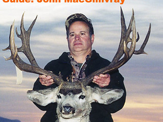 #99 Santa Rosa Island Mule Deer Buck-- Frank Beltrame