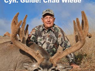 #3 PAUL PRUDLER Top 100 Santa Rosa Island Bucks